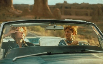 Thelma and Louise Geena Davis Susan Sarandon