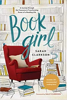 book girl sarah clarkson