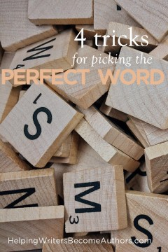 picking the perfect word