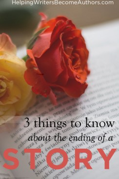 3 Things to Know About the Ending of a Story