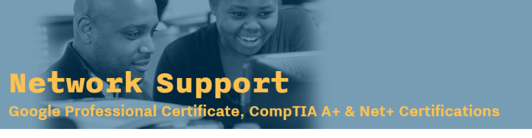 PerScholas Free Network Support Course