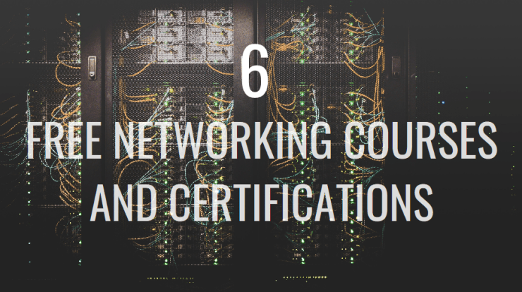 Free Network certifications and courses