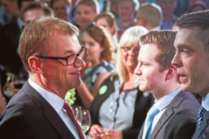 Mutual trust is a precondition for coalition formation, underlines Juha Sipilä, the chairperson of the Centre.