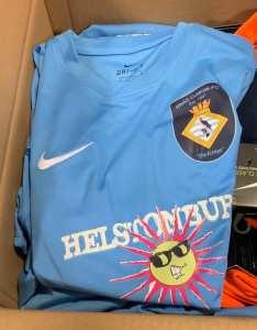 RNAS Culdrose FC Helstonbury