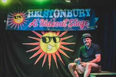 Helstonbury Al Rideout Stage