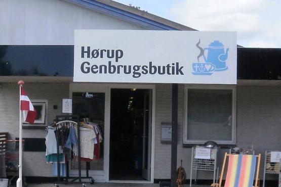 Genbrugsbutik