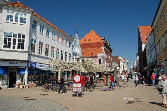Sønderborg Pedestrian Zone