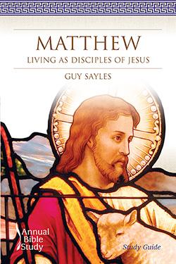 Matthew Annual Bible Study