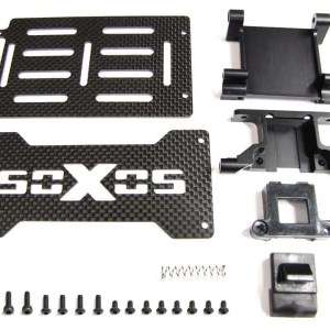 soXos Porch Carbon # 8136-1