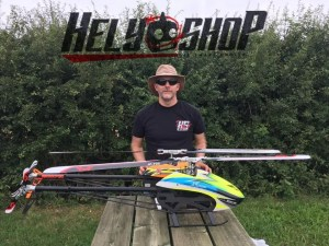 HELY-SHOP FLIGHT TEAM