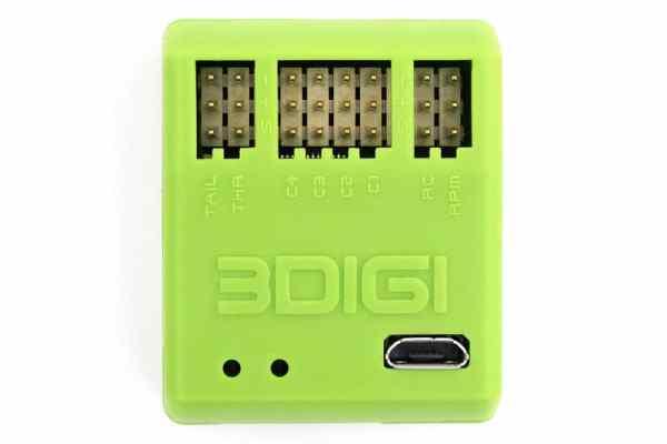 3Digi HC Flybarless System 1st9599