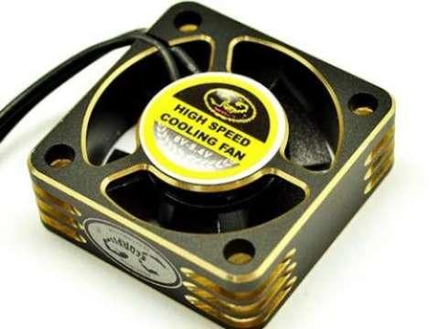 Scorpion Hi-Speed Cooling Fan Alu (30mm)