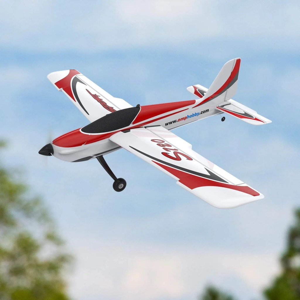 OMP Parkflyer and Glider Rc Planes