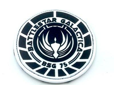 Battlestar-Galactica-BSG-75-Officer-PVC-Airsoft-Velcro-Patch-0