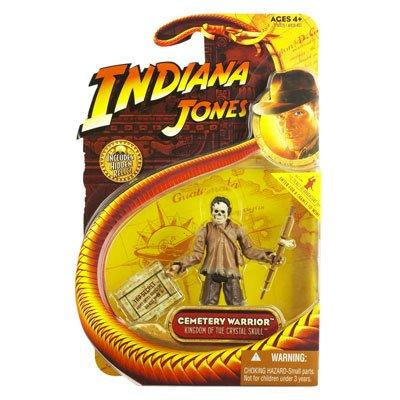 Hasbro-4007040679-Indiana-Jones-et-le-Royaume-du-crne-de-cristal-3-34-Figurine-10cm-Cemetery-Warrior-0