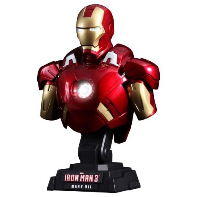 Hot-Toys-Iron-Man-3-buste-14-Iron-Man-Mark-VII-23-cm-0