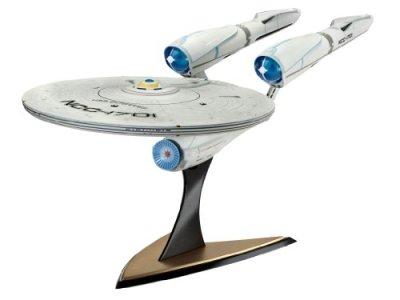 Revell-04882-Maquette-Vaisseau-Spatial-Star-Treck-NCC-Enterprise-1701-62-Pices-0