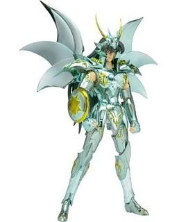 Armure divine du dragon