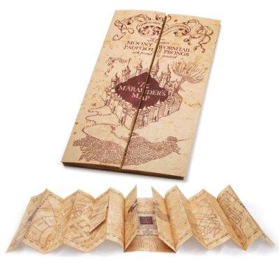 Harry-Potter-Carte-du-Maraudeur-Noble-collection-0