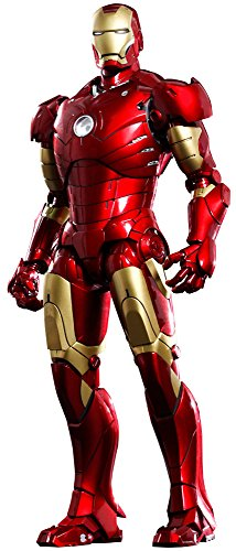 Hot-Toys-16-Scale-Action-Doll-MMS256D07-Iron-Man-Mark-3-III-Die-Cast-0