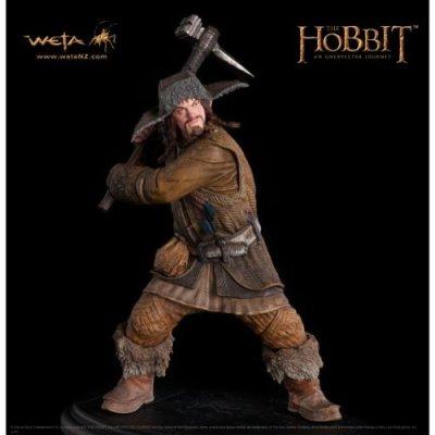 Weta-Statue-Le-Hobbit-Bofur-the-dwarf-0