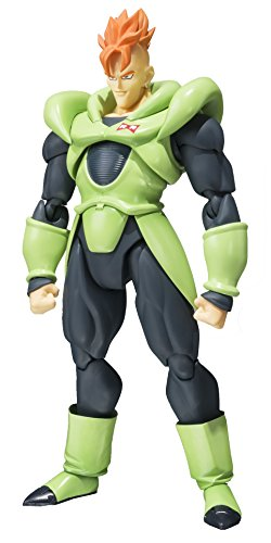 Dragon-Ball-Z-Android-16-C16-Limited-EditionSH-figuarts-0
