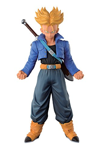 Dragon-Ball-Z-Master-Stars-Piece-The-SS-Trunks-Figurine-0