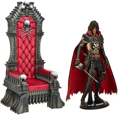 Hot-Toys-Htmms223-Figurine-Cinma-Space-Pirate-Captain-Harlock-Deluxe-With-Throne-0