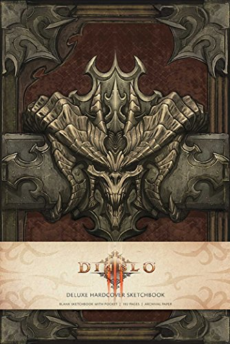 Diablo-III-Hardcover-Blank-Sketchbook-0