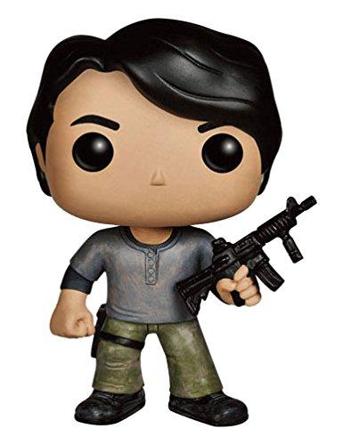 Funko-Bobugt123-Figurine-Cinma-The-Walking-Dead-Bobble-Head-Pop-151-Prison-Glenn-0