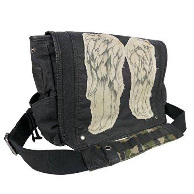 Les-morts-Daryl-Dixon-Wings-Walking-sac-de-messager-The-Walking-Dead-Daryl-Dixon-Wings-Messenger-Bag-0
