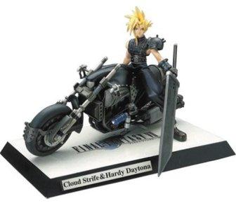 Final-Fantasy-VII-Cloud-Strife-Hardy-Daytona-Resin-Statue-18-Scale-by-Kotobukiya-0