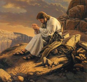 Bilderesultat for jesus fast in desert