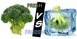 Fresh vs Frozen