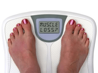 The weight loss lie - Fat vs Muscle - muscle loss