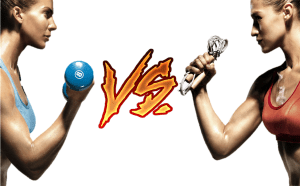 Cardio or Weights First - Feature