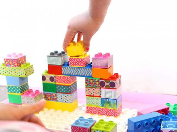 lego washi tape hemelsblauw