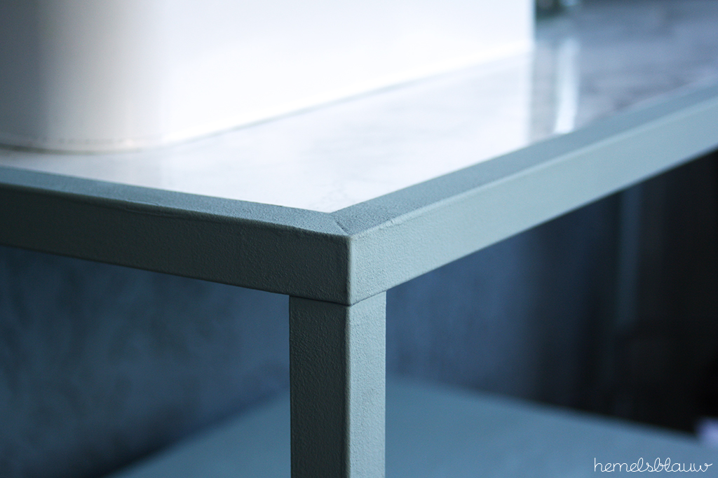 tafel details ikes hack hemelsblauw