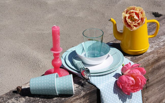 rosti mepal servies winactie hemelsblauw
