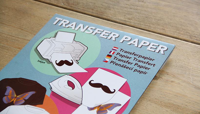 transferpapier action inhoud verpakking