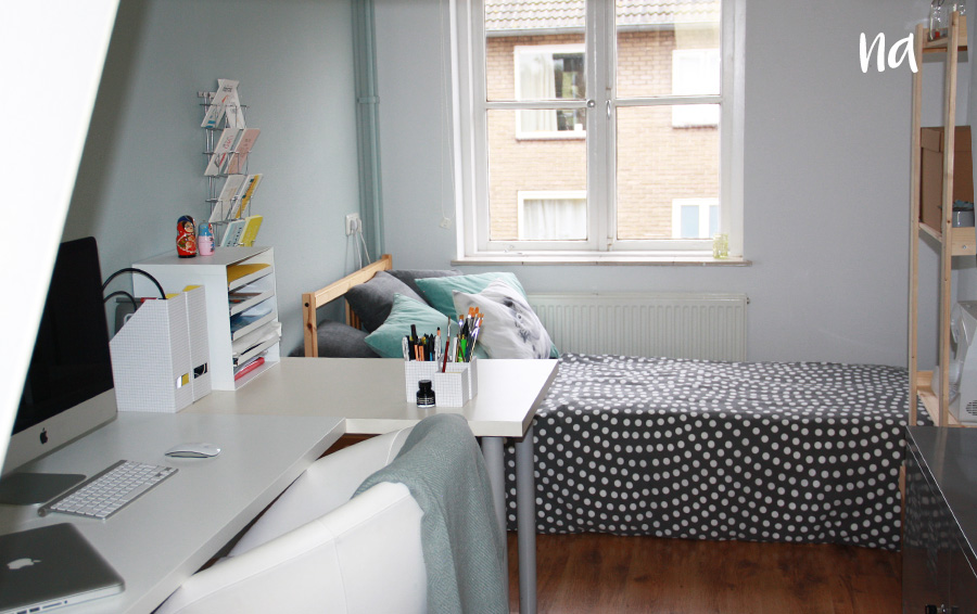make-over werkkamer