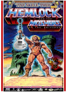 Hemlock show poster