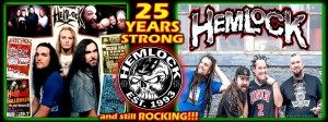 Hemlock 25 years Strong