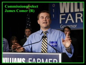 Kentucky Agriculture Commissioner-elect James Comer supports hemp