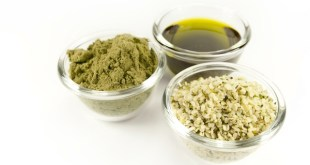 Hemp Seeds: The Tastier, Healthier, Seed.