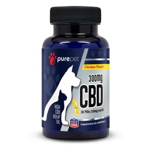 Pure Pet – CBD Pills