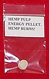box hemp energy pellet