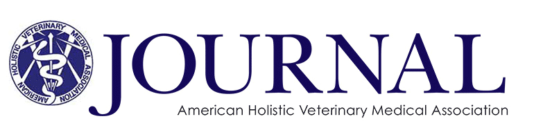 Journal - American holistic Veterinary Medical Association