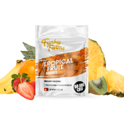 Funky Farms Tropical Fruit CBD Gummies