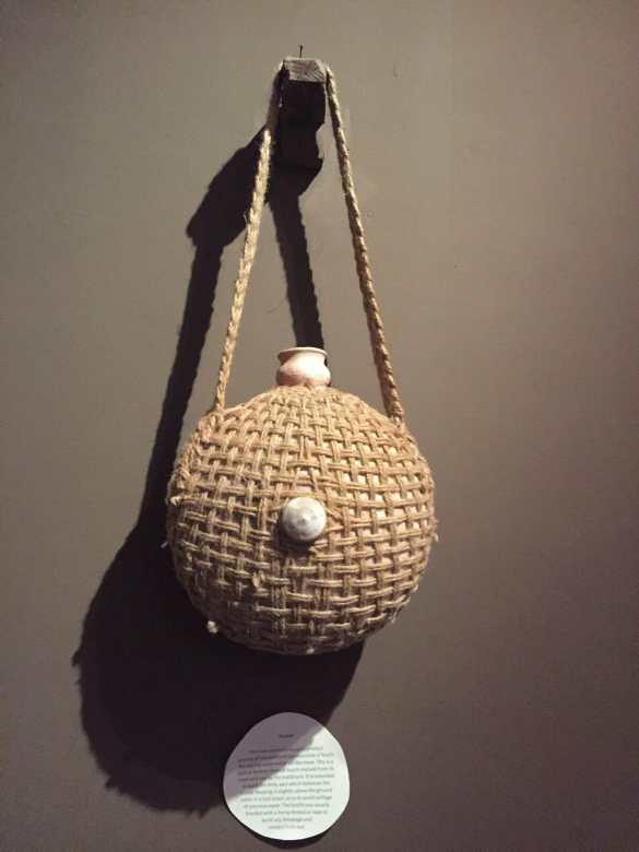 hemp rope water carrier